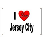 I Love Jersey City Banner