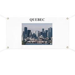 QUEBEC Banner