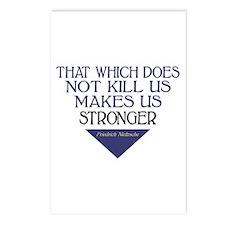 Nietzsche Quote Postcards (Package of 8)