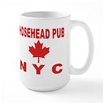 Hosehead Pub Large Mug