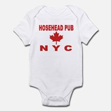 Hosehead Pub Infant Bodysuit