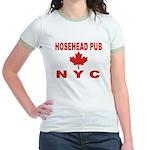 Hosehead Pub Jr. Ringer T-Shirt