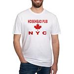 Hosehead Pub Fitted T-Shirt
