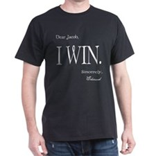 Twilight Edwards letter to Ja T-Shirt