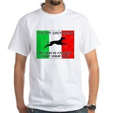 My Dog Is Faster! Shirt