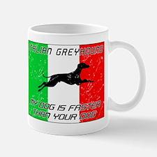 My Dog Is Faster! Mug