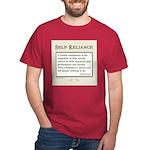 Hobgoblin Quote (cream) Dark T-Shirt