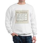 Hobgoblin Quote (cream) Sweatshirt