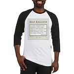 Hobgoblin Quote (cream) Baseball Jersey