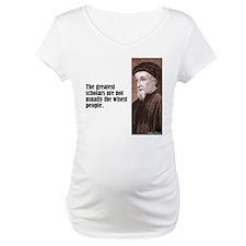 """Chaucer """"Scholars"""" Shirt"""