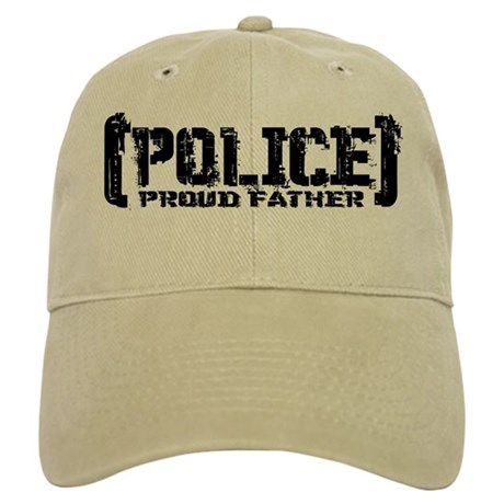 Police Proud Father Cap