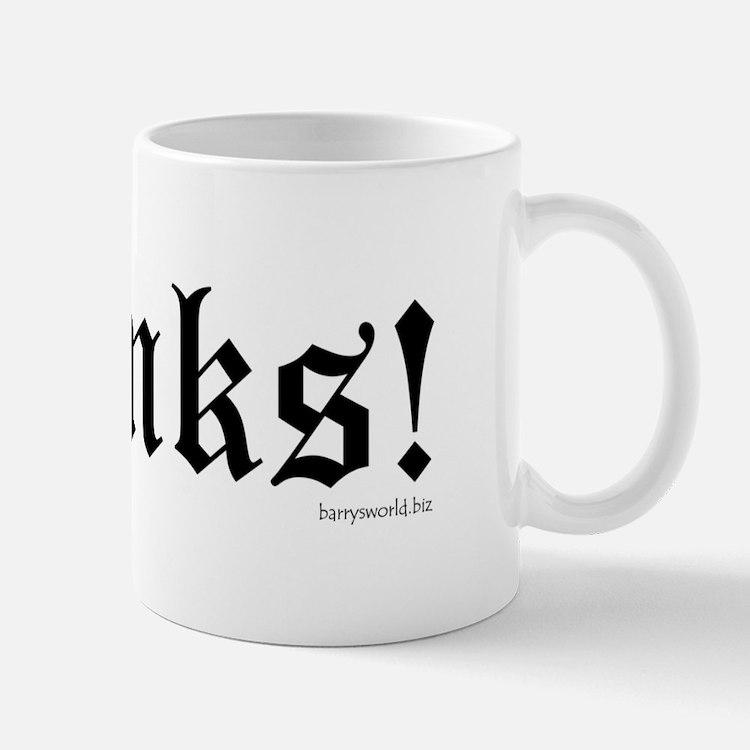 Yoinks! Mug