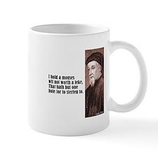 "Chaucer ""Mouses Wit"" Mug"