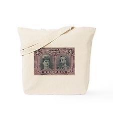 Rhodesia Double Heads 3s Tote Bag