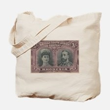 Rhodesia Double Heads 3s Tote Bag