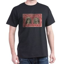 Rhodesia Double Heads 2s6d T-Shirt