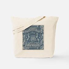 Rhodesia arms One Pound Tote Bag