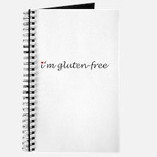 i'm gluten-free w/heart Journal