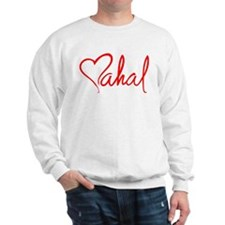 mahal/heart Jumper