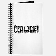 Police Proud Girlfriend Journal