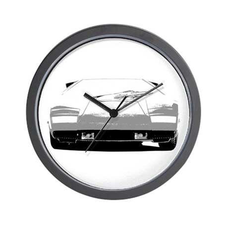 Countach Wall Clock