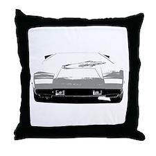 Countach Throw Pillow