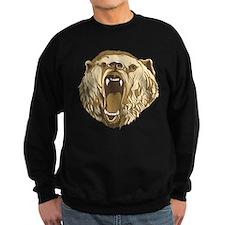 Bear Roaring Sweatshirt