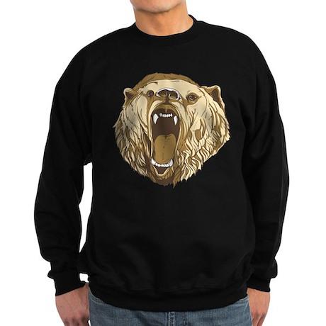 Bear Roaring Sweatshirt (dark)