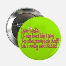 "More! 2.25"" Button (10 pack)"