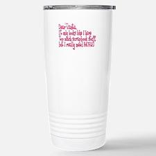 More! Travel Mug