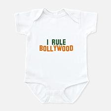 I Rule Bollywood Infant Bodysuit