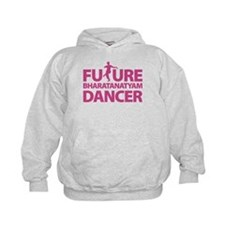 Future Bharatanaytam Dancer Hoodie