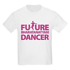 Future Bharatanaytam Dancer T-Shirt