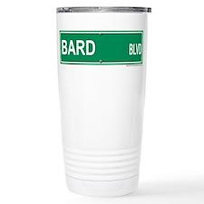 Bard Blvd Travel Mug