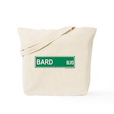 Bard Blvd Tote Bag