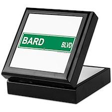 Bard Blvd Keepsake Box