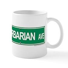 Barbarian Ave Mug