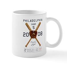 Philadelphia 2008 Game 5 Mug