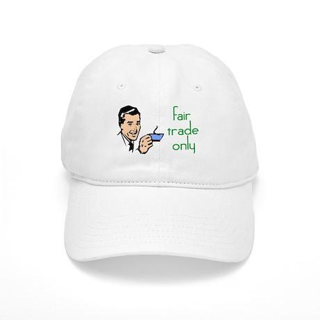 Fair Trade Only Cap