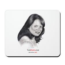Tonidraws.com Mousepad
