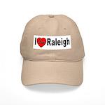 I Love Raleigh Cap