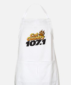 Cat Country BBQ Apron