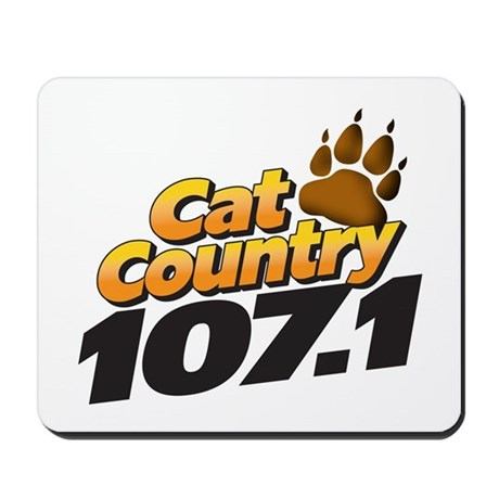 Cat Country Mousepad