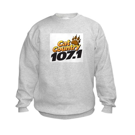 Cat Country Kids Sweatshirt