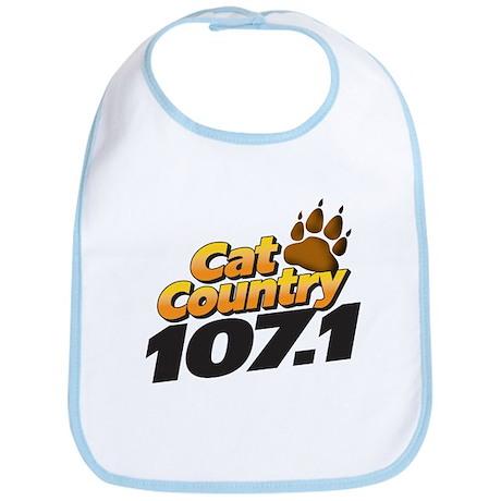 Cat Country Bib