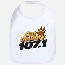 Cat Country Bib
