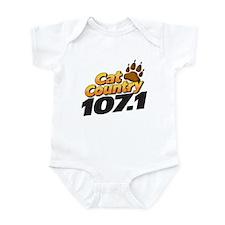 Cat Country Infant Bodysuit