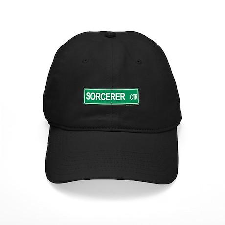 Sorcerer Center Black Cap