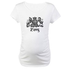 Perry Vintage Family Name Crest Shirt