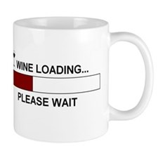 WINE LOADING... Mug